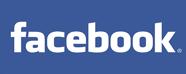 Facebook logo 500 x 200